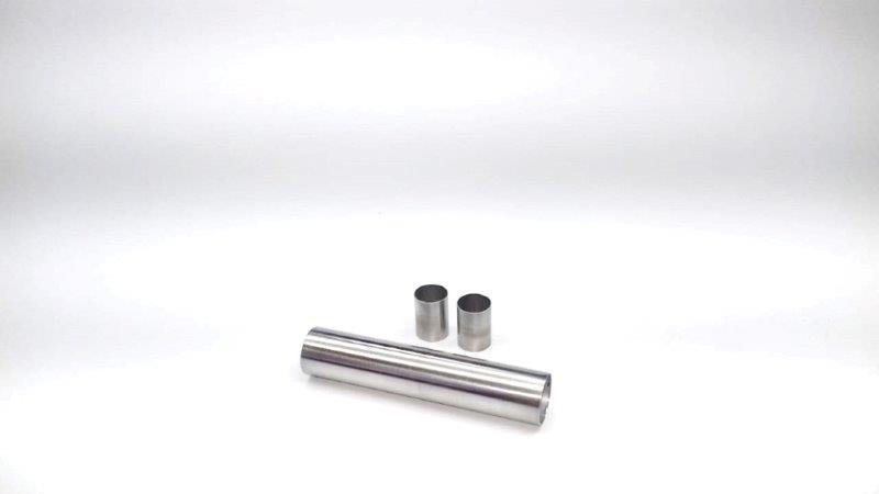 Corte de precisão de alumínio