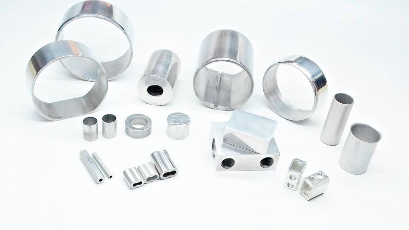 Usinagem de alumínio sp