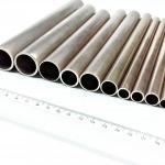 Tubo de cupro níquel para condensadores