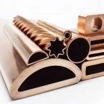 Trefilação de cobre