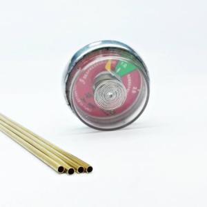 Tubo para manômetro